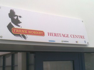 The Heritage Centre at Meadows Leisure Centre - call the Centre for opening times before you set out as the room is a multi-use facility