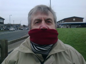 Former Lib Dem Cllr. Cliff Mainey who felt gagged when he raised issues on Sefton Council about access to and the environmental impacts associated with the Port of Liverpool.