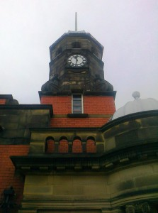 College Road Carnegie Library in Crosby - A listed building
