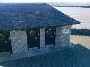 Arnside Parish Council's Public toilets