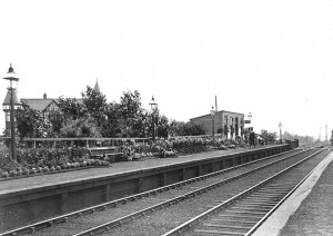 Woodvale Station in 1905