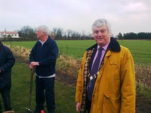 Cllr. Dave Russell