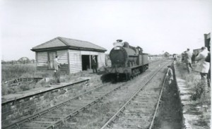 Altcar and Hillhouse Station