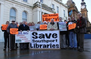 Fighting for Southport's Libraries