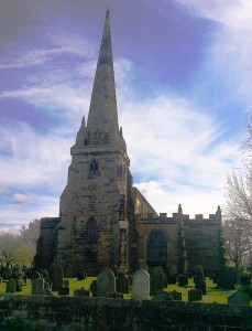 St. Helen's Church, Sefton