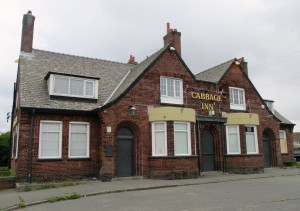 Former Cabbage Inn - closed
