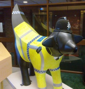 In Merseyside Police HQ