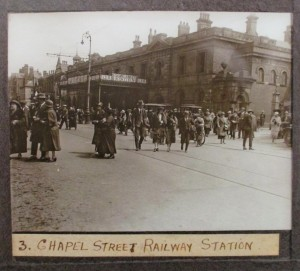 From a display in The Atkinson - Lord St. Southport