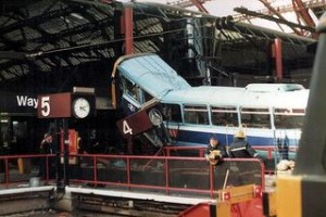5th October 1991 at Liverpool Lime Street