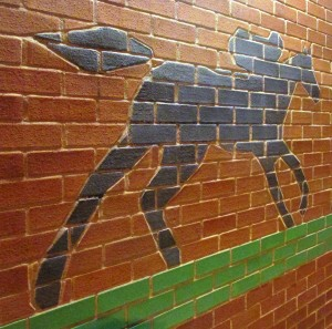 Horse - Aintree Station r