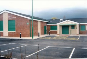 Lydiate Village Centre - Opened in 2010