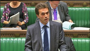 Lib Dem MP Tom Brake