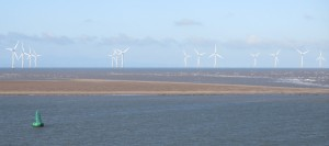 Buoy those wind turbines are big