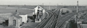 The Burscough Curves are in West Lancashire. This historic shot of them is from when they were in place in 1960's. How come the reinstatement of the curves and the Southport - Wigan Manchester line does not get a mention in the LEP Transport Prospectus?