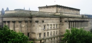 Liverpool's world famous St. Georges Hall