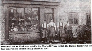 The Forge in its operating days