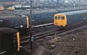 Southport stabling sidings