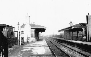 Kirkby In Ashfield East Station