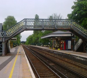 Maghull Station