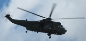 Sea King helicopters seen at a Southport Airshow in recent times will now be based at RAF Woodvale