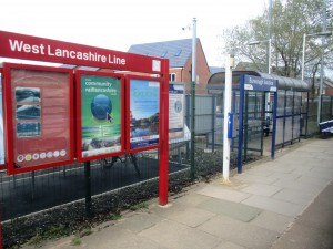 Burscough Junction Station