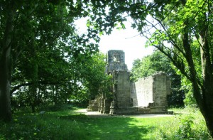 St Catherine's otherwise know as Lydiate Abbey