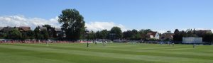 Sunny Southport's Cricket Match