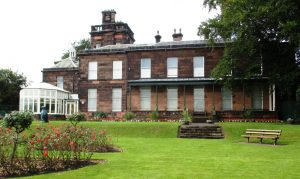 Sudley House - South Elevation