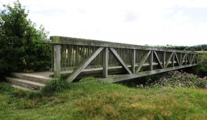 Showicks Bridge over the River Alt