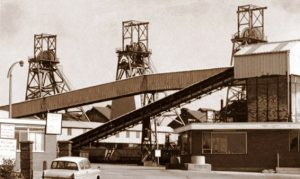 Bentinck Colliery - Photographer unknown