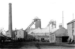 Sherwood Colliery - Photographer unknown